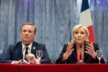 首相に右派政党党首を指名=ルペン氏勝利なら-仏大統領選