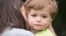 心理社会的ケアが必要なウクライナ東部に暮らす子どもたち