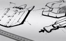 デザインと機能性の高さを兼ね備えるバッグ「CRAFTED GOODS」