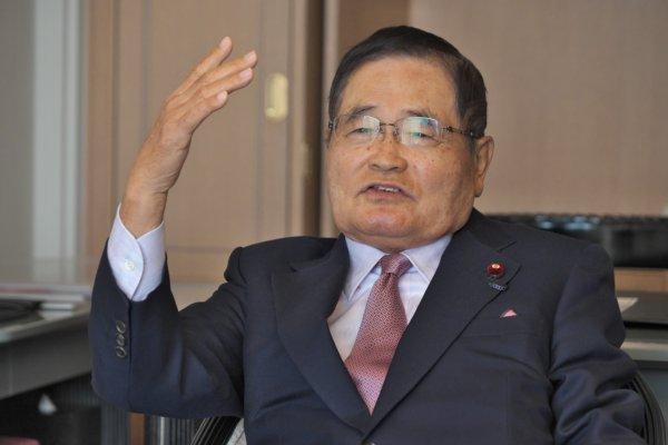 亀井静香氏 日本・韓国・北朝鮮同盟で米中ロに対抗せよ