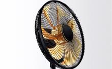 高級なインテリアとして映える究極の扇風機「RINTO」