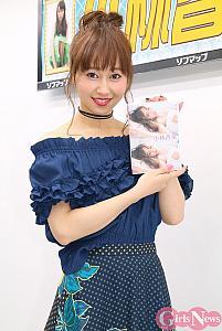 元AKB48小林香菜 「帯だけで胸を隠すシーンは大事なところが見えないようにするのが大変」 不倫を匂わせる新作