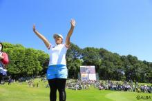 鈴木愛が世界ランク日本勢2番手に浮上 首位は82週連続でリディア・コ
