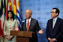 国連安保理、北朝鮮問題で緊急会合