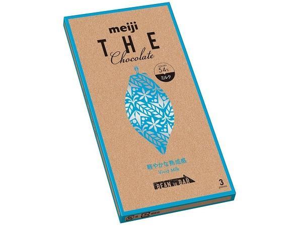 大人気の「明治ザ・チョコレート」に待望の新テイスト!