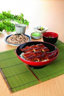 旬が到来!和食麺処サガミに「鹿児島県産うなぎ料理」登場
