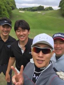 金爆の樽美酒が哀川翔のバースデーゴルフに参加しドラコン賞をゲット!
