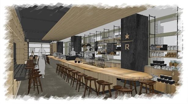 まさに最強のスタバ!国内最高峰のコーヒー体験を味わえる東京ミッドタウン店