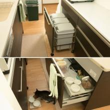 ワンアクションでOK!掃除の賢人に学ぶ「キッチン収納術」