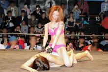 女の格闘技「キャットファイト」密着レポート――酔って戦うの新要素でより過激に!