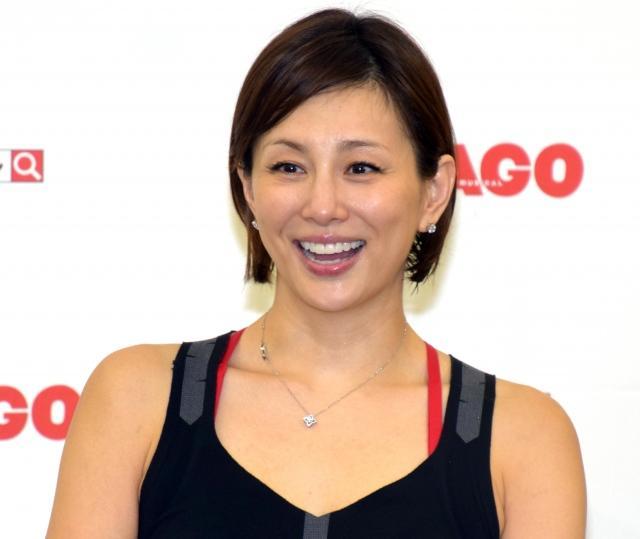 米倉涼子、5年ぶりブロードウェイに強い決意「最後だと思っている」