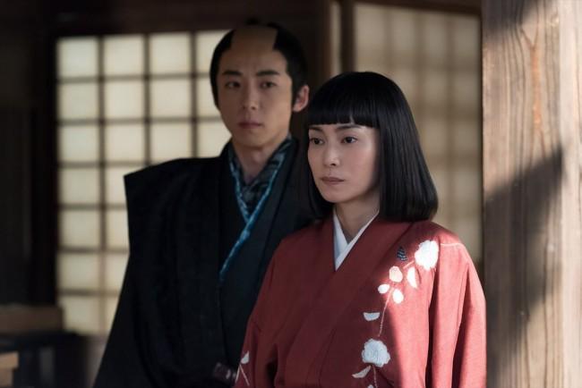 『おんな城主 直虎』突然現れた少女・高瀬 、直親の娘なのか武田のスパイなのか…