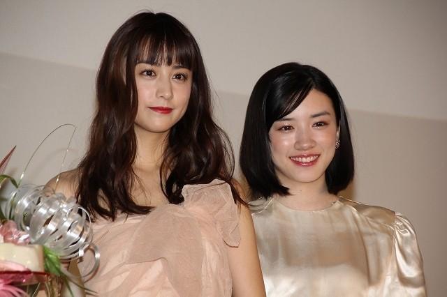 山本美月、セーラー服で中学生演じるも無念のカット 伊野尾慧は初主演映画公開に感激