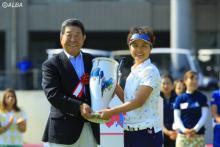 永田あおいが逃げ切りステップ4勝目!2位は福山恵梨