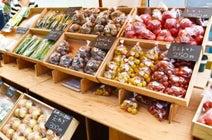 博多駅前に九州の野菜や特産品40店舗が大集合!