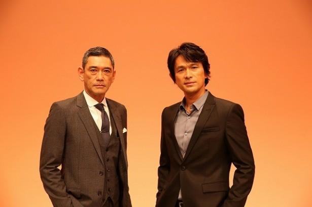 江口洋介&杉本哲太も喜び「ガイアの夜明け」が15周年