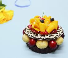 芸術的! カフェコムサの「父の日」限定ケーキが素敵すぎる