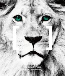 [Alexandros]、最新ライブ映像作品は迫力あふれるライオンが印象的なジャケットに