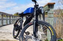 ビンテージバイクみたいな電動アシスト自転車「CR-T1」、欧米では年内出荷へ