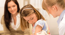 小児喘息は、注射で治る特効薬があるって本当?