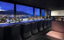 最新ホテルの夜景バーで函館の夜をひとり占め!