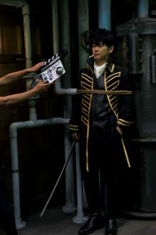 柳楽優弥が堂本剛愛を熱弁「カリスマ。魅力ダダ漏れ」 映画「銀魂」共演で惚れ直す