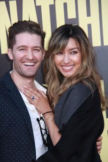 『Glee』マシュー・モリソン、第一子が誕生することに!
