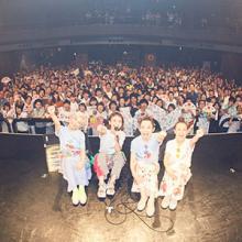三戸なつめ、1stアルバムツアー開幕「皆と最高に楽しい思い出を作っていきたい。」