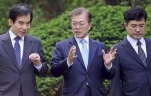 北朝鮮との対話、道険しく=文大統領就任から1週間-韓国