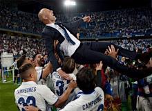 レアル、5季ぶりのV=欧州サッカー