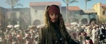 【速報】本編クリップ解禁『パイレーツ・オブ・カリビアン/最後の海賊』ジャック・スパロウが帰ってきた!