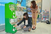 ガチャガチャからティーバッグ! 静岡・島田市の「緑茶化」が進んでいる