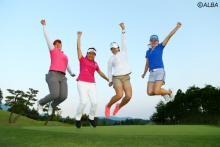 全米女子オープン出場者4人が決定!ルーキーの川岸史果がラスト1枠掴む