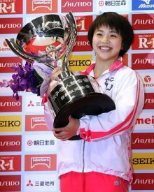 村上が初優勝=2位杉原も世界選手権代表-体操NHK杯