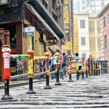インスタ映え確実な香港の5つの歩き方--今話題のOTCの魅力を肌で感じる