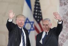 和平交渉、再開めど立たず=「親イスラエル」さらに鮮明-米大統領の中東訪問