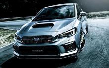 SUBARU「WRX STI」に大幅改良モデル…ハンドリング性能が更に向上