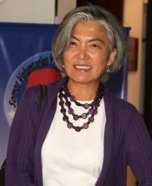 外相に女性の康京和氏=韓国で初、元国連高官