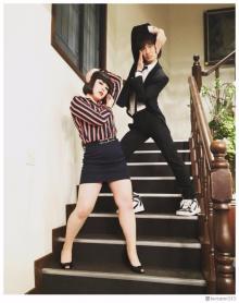 ブルゾンちえみ with 綾野剛、キレキレカズニョロポーズ決める「セクシー!」「クール!」
