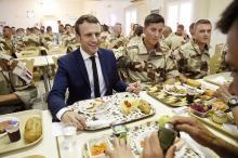 大統領、安定政権へ正念場=既存政党分裂狙う-仏下院選