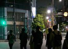 見知らぬ男女で夜の東京を歩く「深夜徘徊合コン」に参加してみた