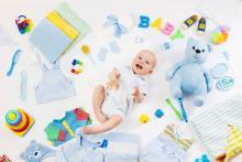 新生児の肌着はどう選ぶ? 種類と必要な枚数、選び方・着せ方のポイント