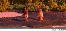 大ヒット作『モアナと伝説の海』の踊りには、こんな秘密が隠されていた