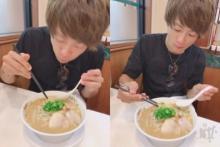辻希美 夫・太陽と人生初の「餃子の王将」で20分の早食いランチ