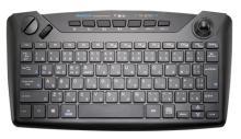 ミヨシ、トラックボール内蔵Bluetoothキーボード「TK-BT02」を発売