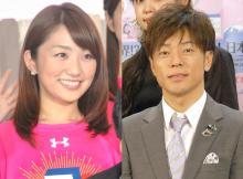 松村未央アナ、結婚報道にコメント「白いウエディングドレスを着たい」
