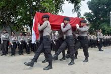 自爆テロ、警官3人死亡=IS関与の可能性-ジャカルタ