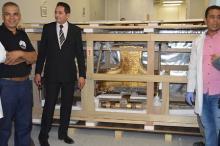 ツタンカーメン副葬品、移送本格化=来年開館の新博物館-エジプト