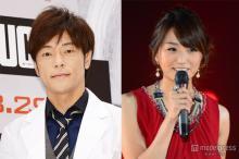 フジ松村未央アナ、陣内智則との結婚報道にコメント