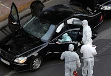 元ギリシャ首相が重傷